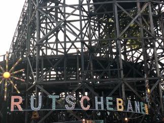 Ride 3: Semi-broken roller coaster